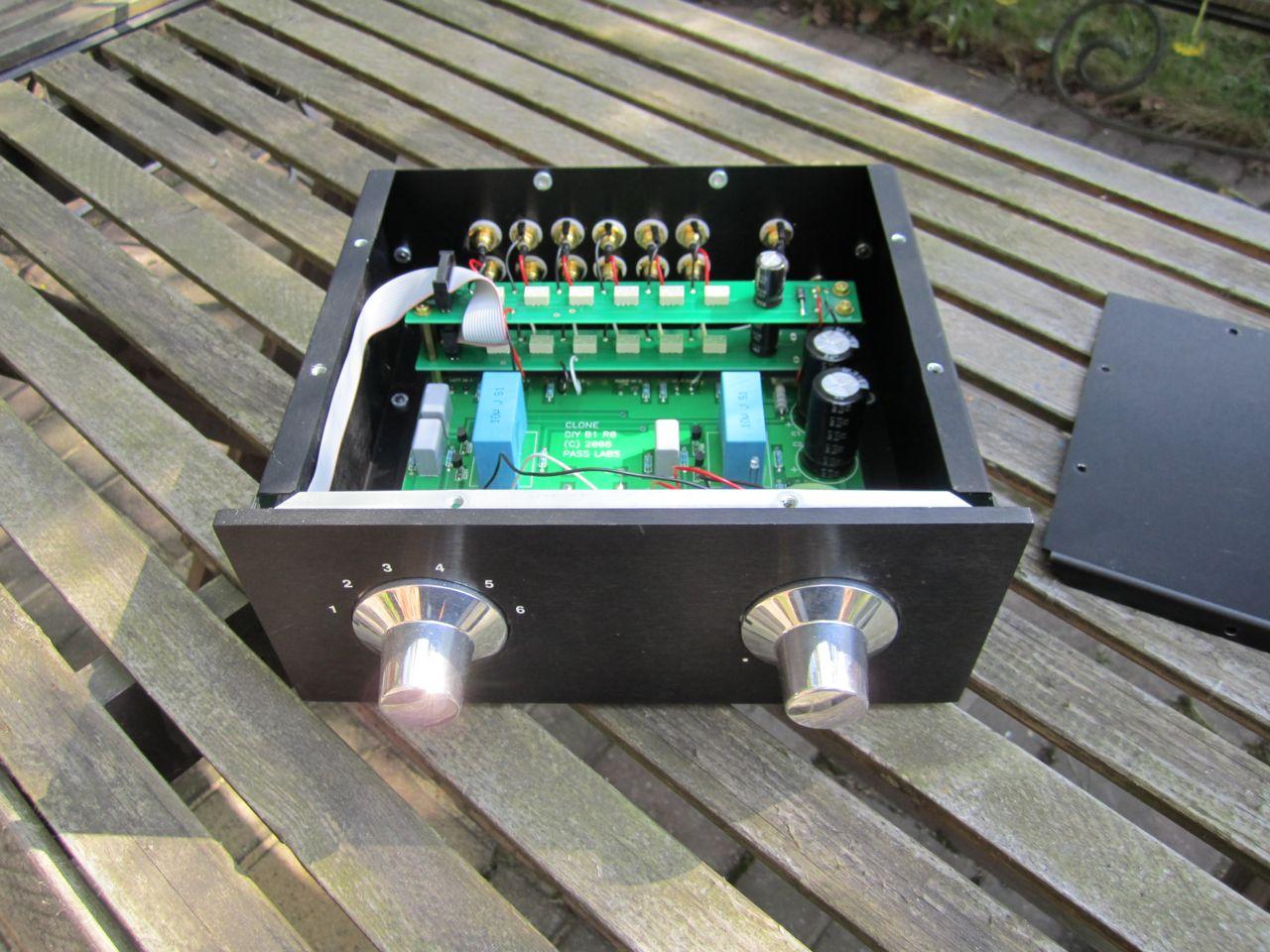 First Watt B1 clone - diyAudio
