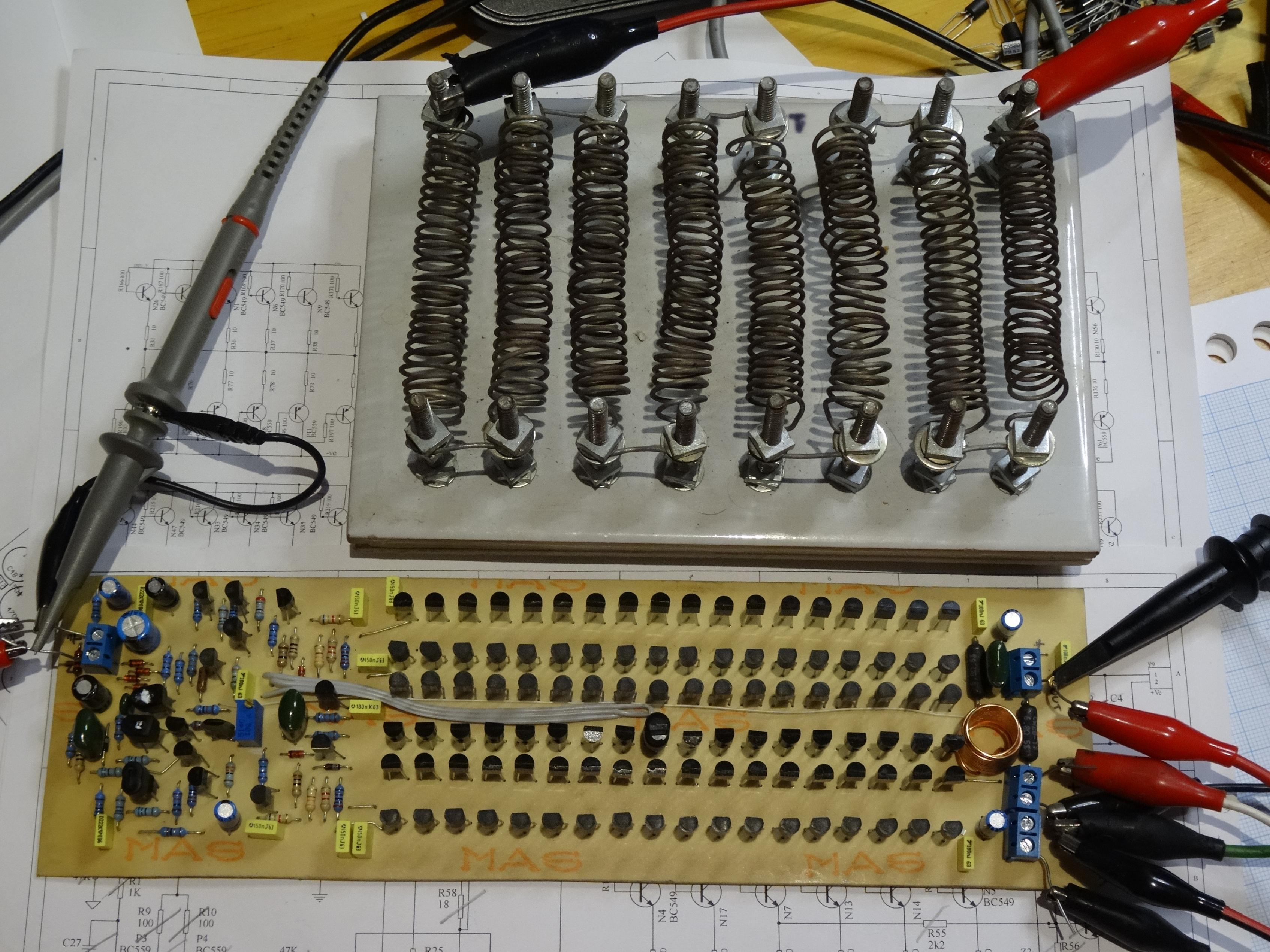 The Amplifier of 100 Transistors (output devices) - diyAudio