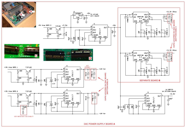 Diy Es9018 Dac Lm4780 Amp Details Part 4 Diyaudio