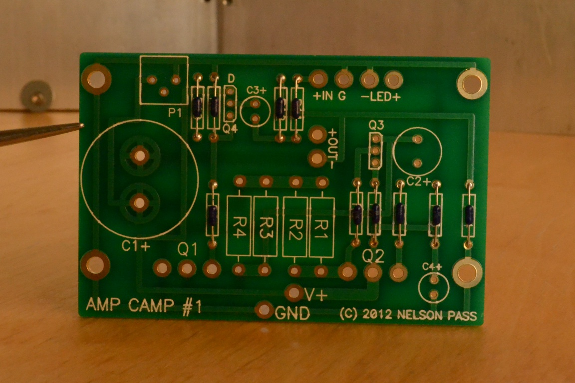 Amp Camp Amp #1 – A Pictorial Build Guide - diyAudio