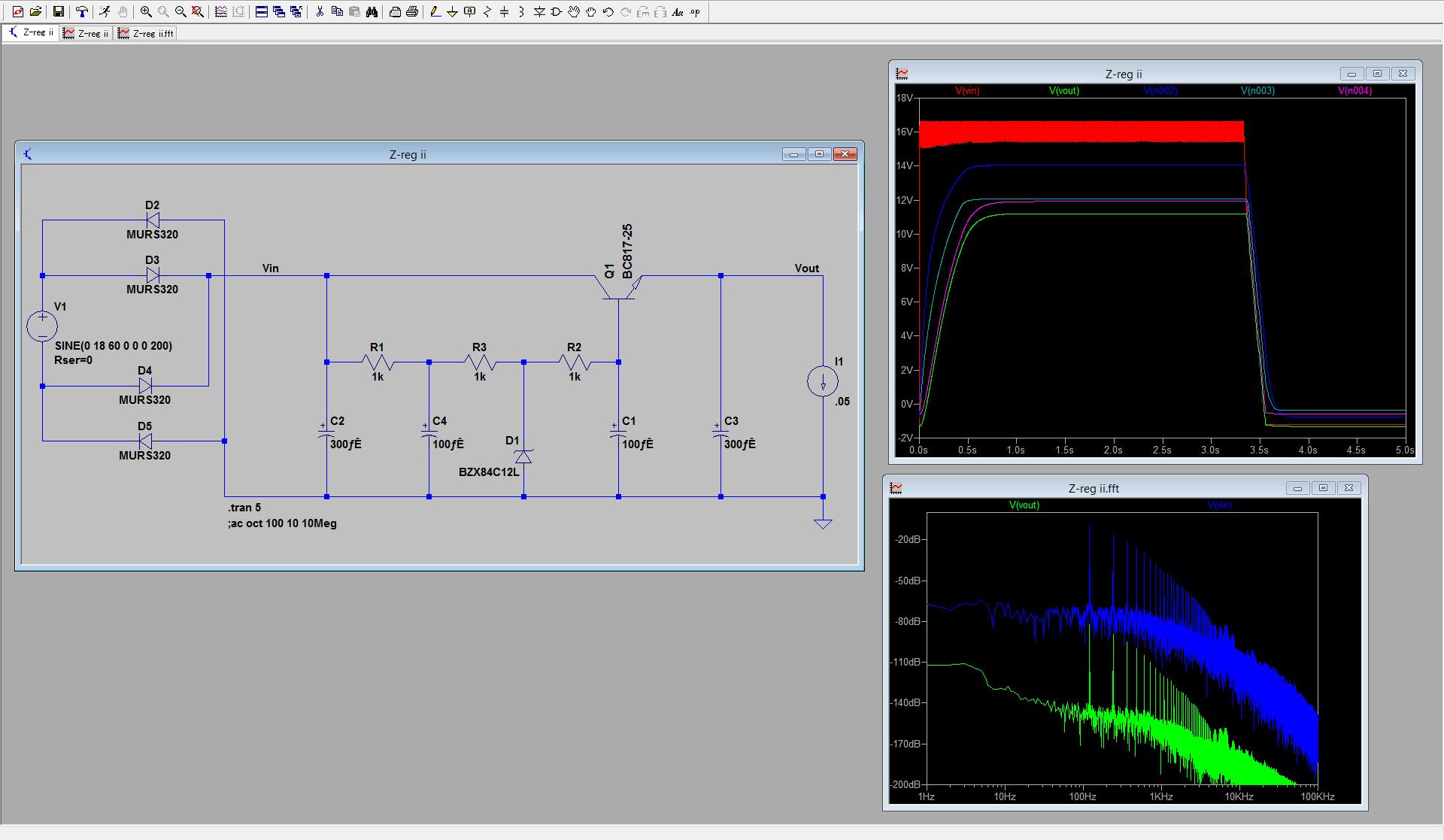 Diyaudio Voltage Regulators Dual 9v Zener Diode Power Supply Circuit Diagram Attached Thumbnails