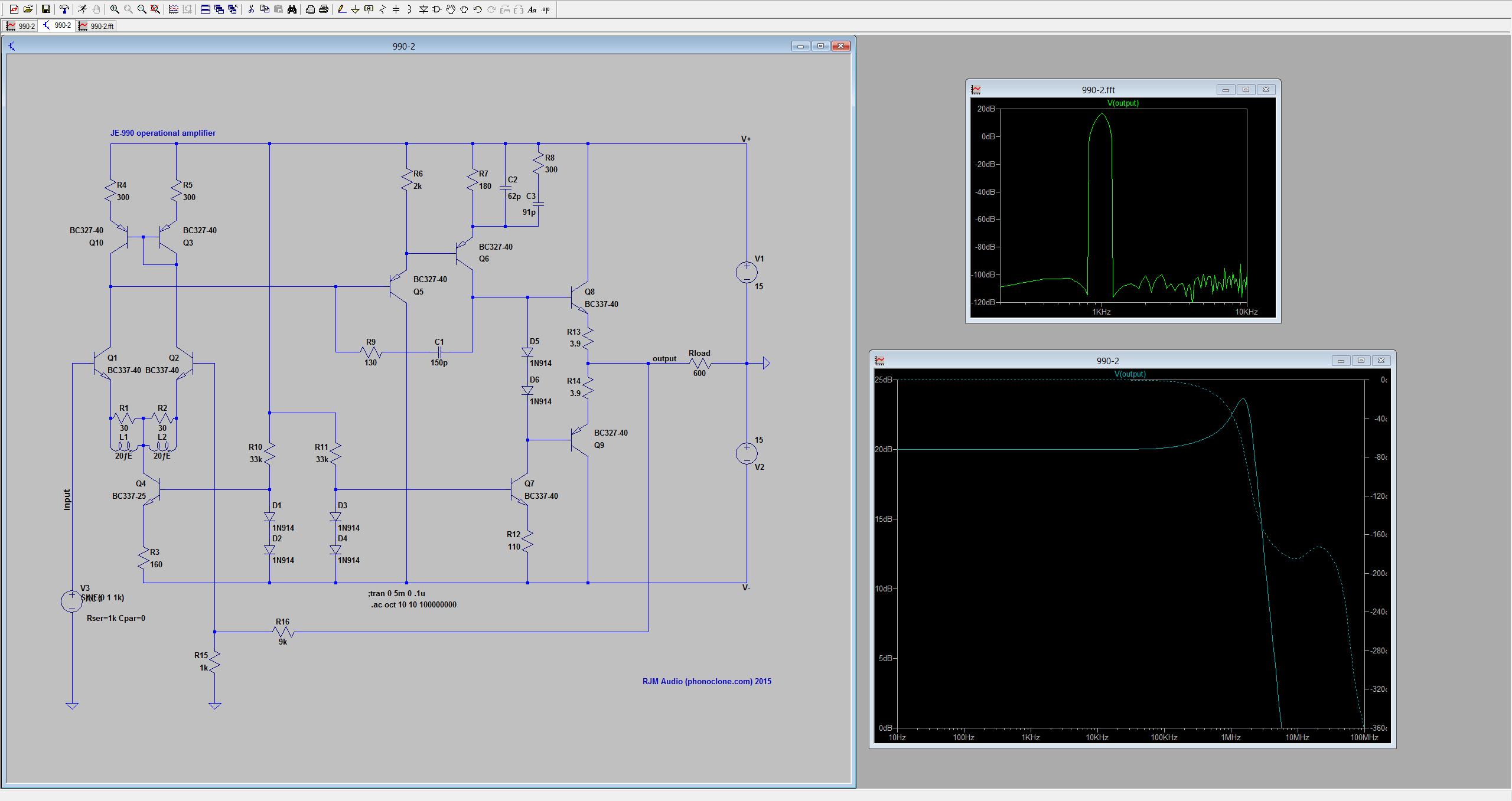Diyaudio Op Amps Opamp Audio Mixer Circuit Diagram With Ne5532 Click Image For Larger Version Name Je990 Views 1950 Size 768