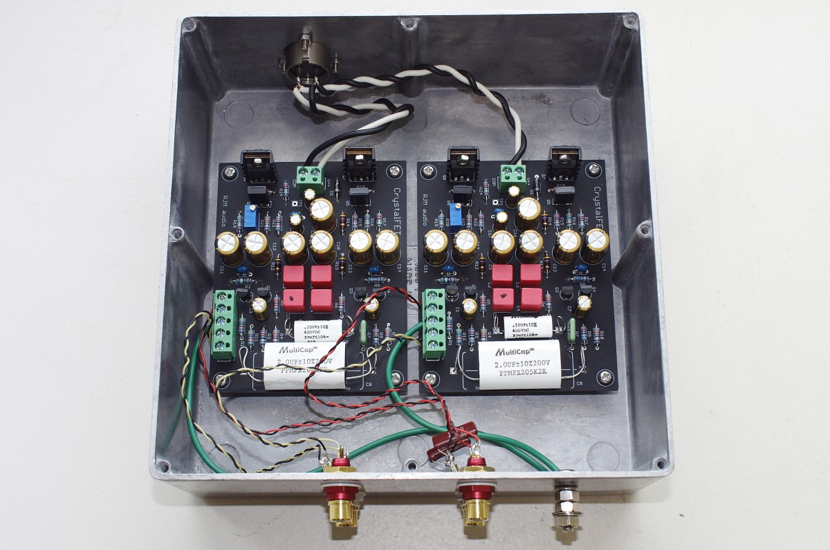 Diyaudio Rjm Audio Projects Modular Phono Preamplifier Click Image For Larger Version Name Imgp6761 Views 517 Size 2639