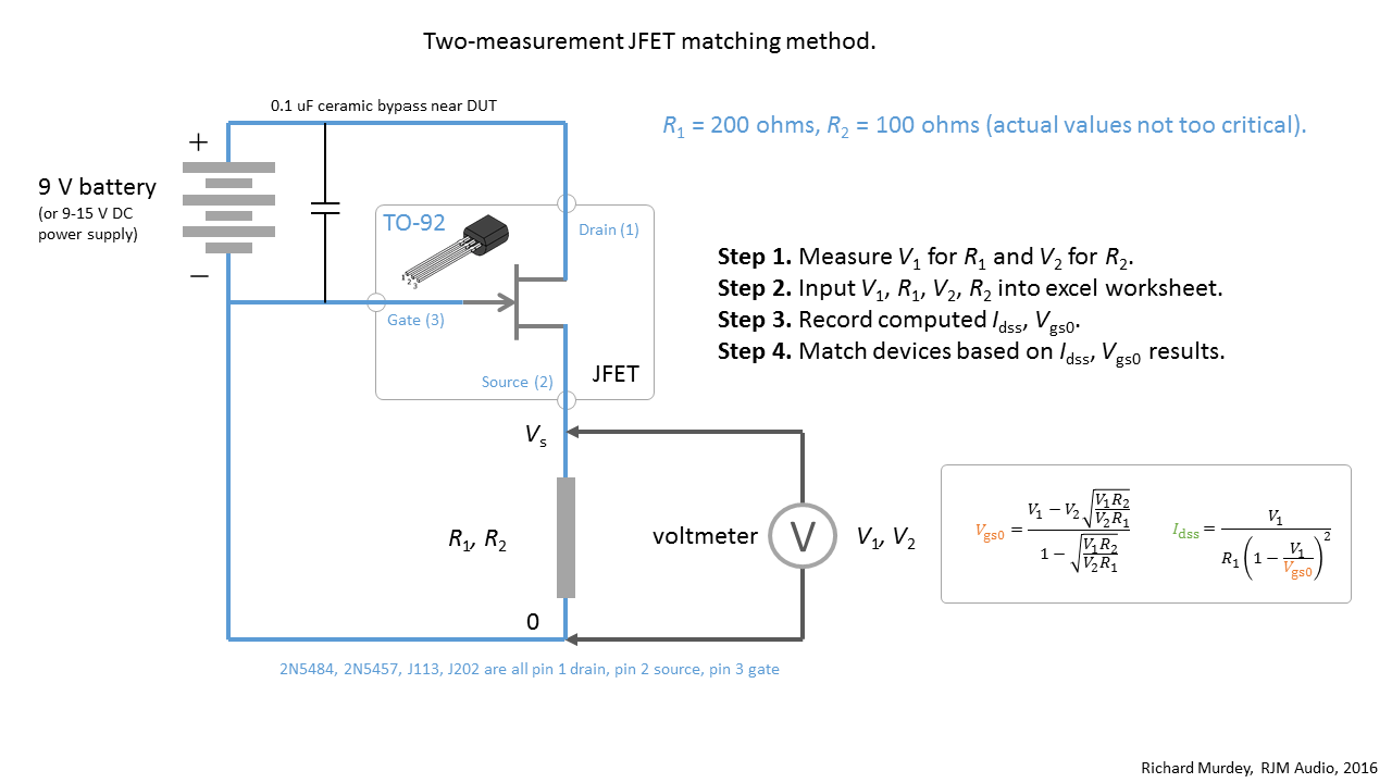 Diyaudio Blog Entries 75w Transistor Audio Amplifier Click Image For Larger Version Name Two Measurement Jfet Match 13 Views
