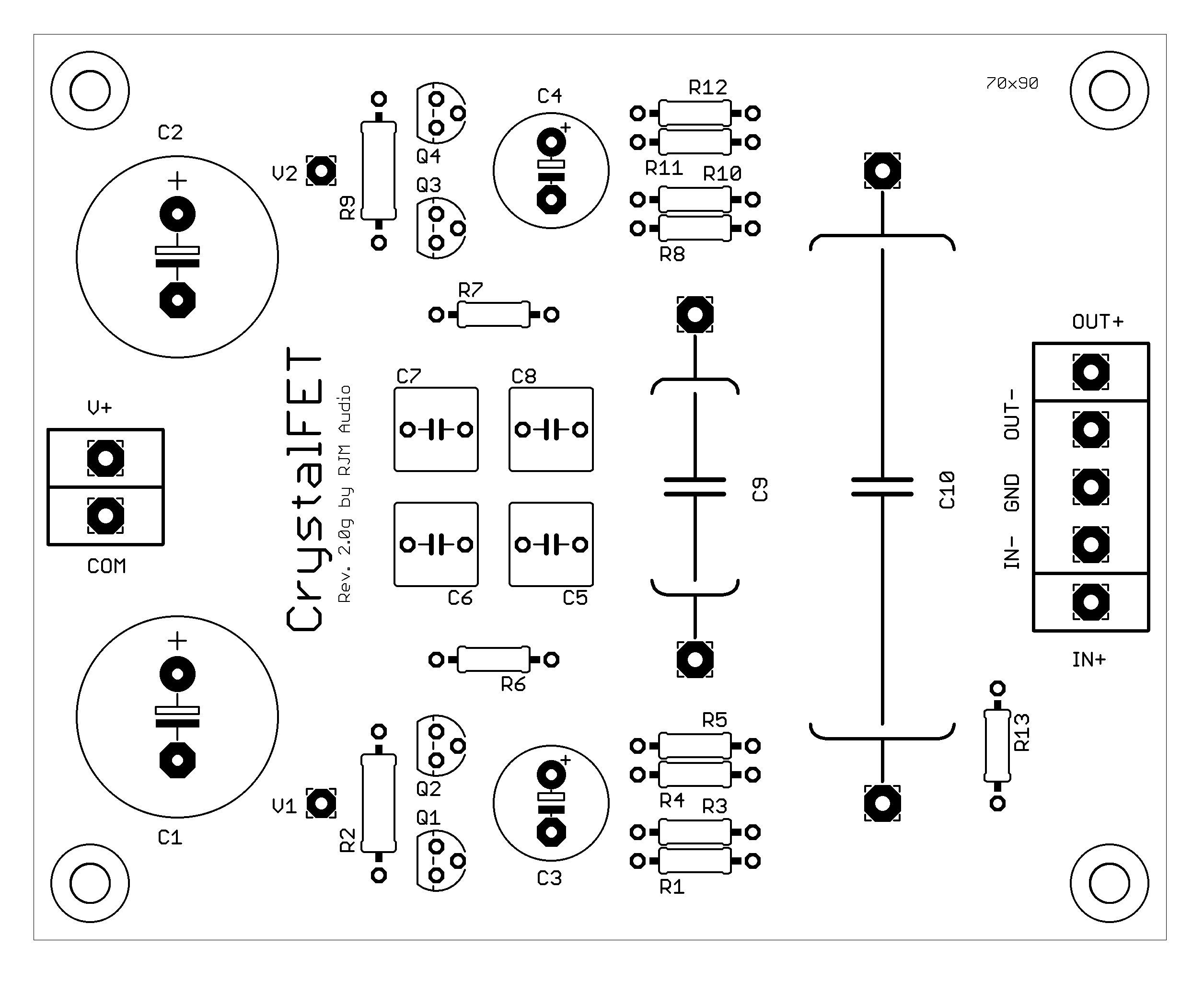 Diyaudio Other Audio Things Simple Regulator Circuits By Jfet Crystalfet 2 Mm Passive Phono Preamplifier With Amplification