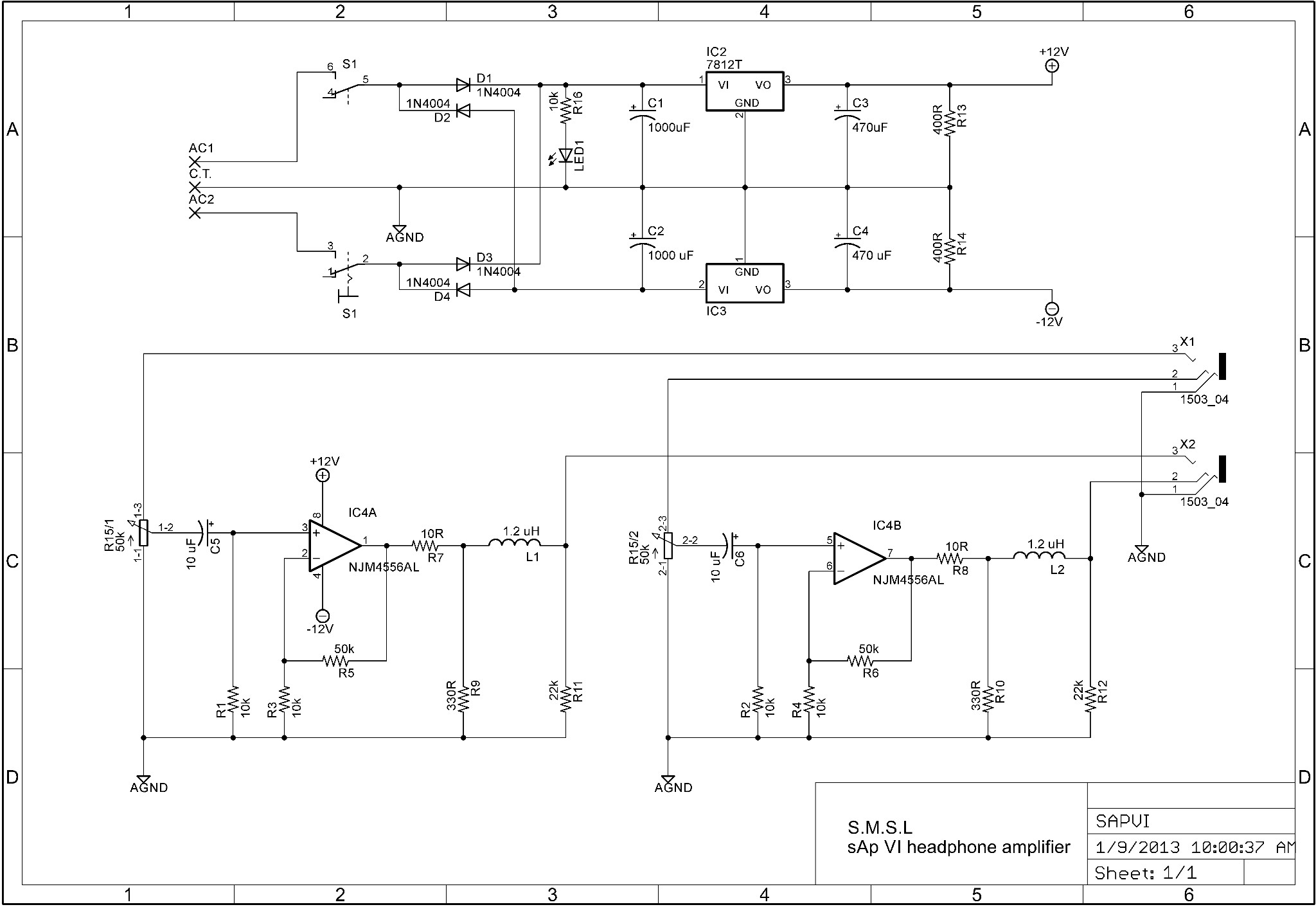 Diyaudio The Lab Riaa Equalization Circuit Click Image For Larger Version Name Sapvi Schematic Views 3984 Size