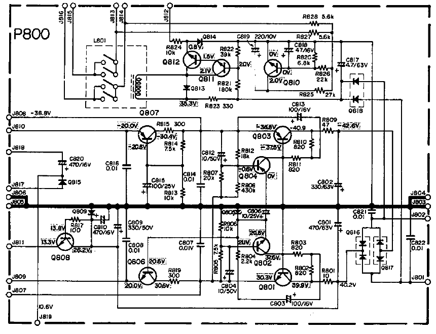 918d1363672786 marantz sr2285b receiver phono stage model response marantz sr2285b ps marantz reciever wiring diagrams diagram wiring diagrams for diy  at reclaimingppi.co