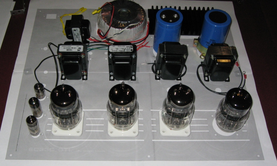 Image Result For Diy Tube Amplifier Projecta