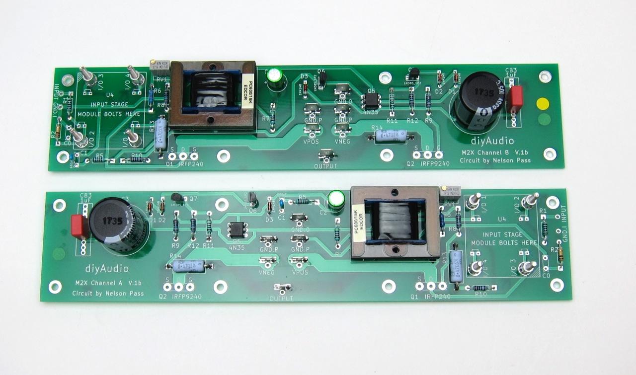 The diyAudio First Watt M2x - diyAudio