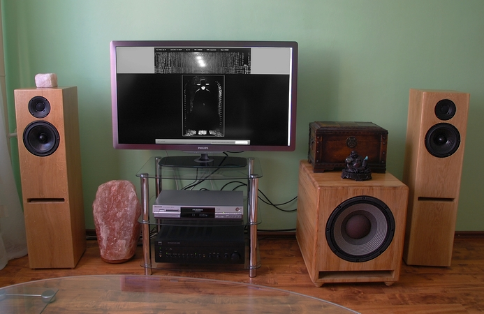 Philips_Panasonic_NAD_Diy_speakers