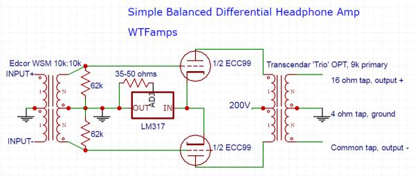 Image Result For Diy Balanced Amplifiera