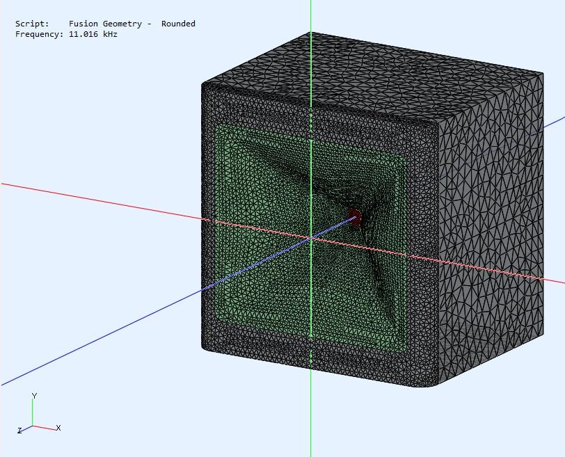 2 way waveguide speaker build ABEC modelling-abec-model-symmetry-jpg