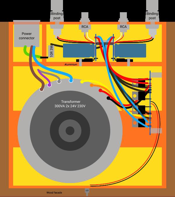 Commercial Gainclone kit- building instructions-amp-diagram2-png