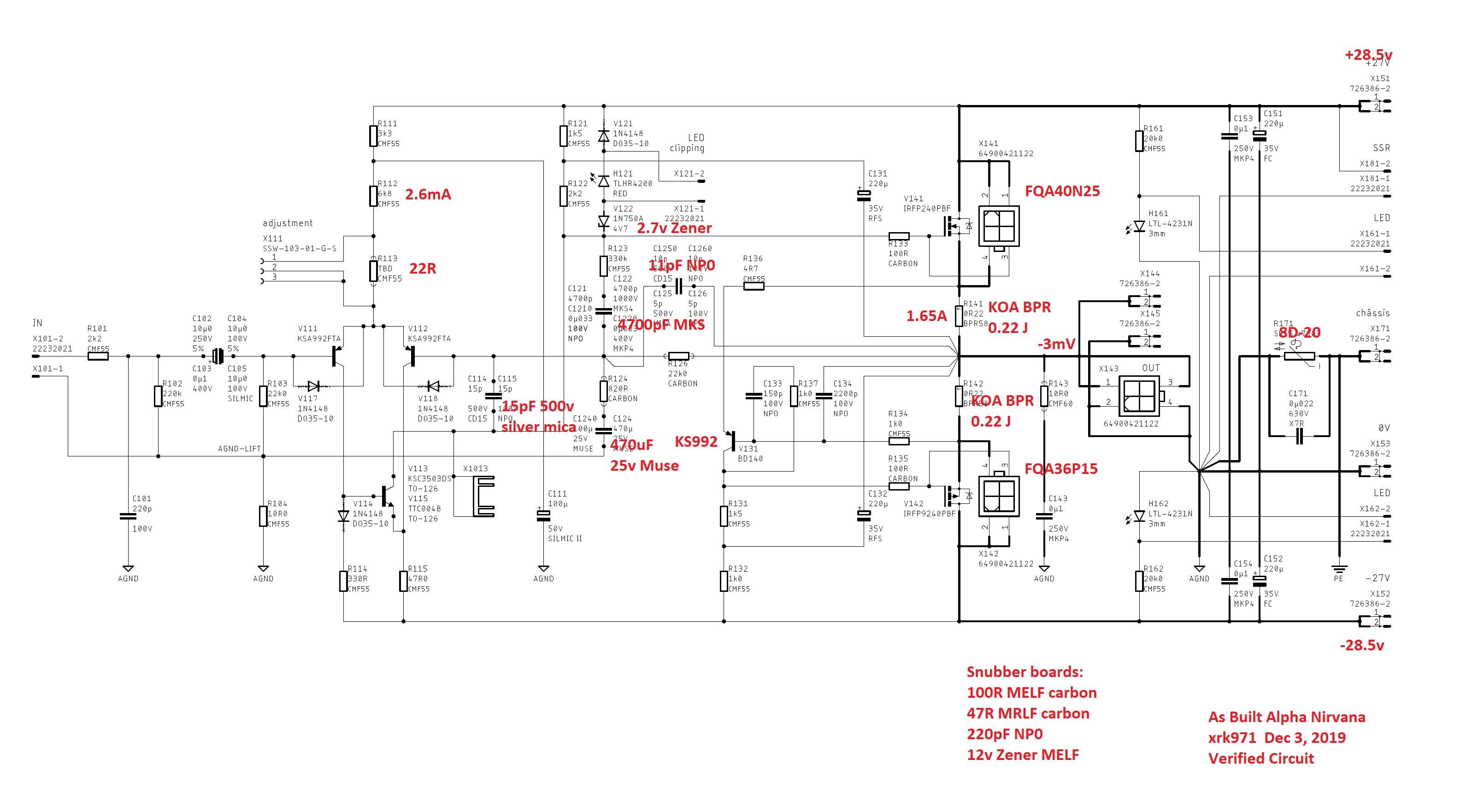Alpha Nirvana 39w 8ohm Class A Amp-proto-schematic-built-dec-3-2019-jpg