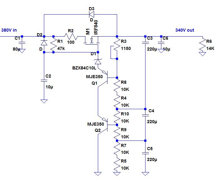 OTL tubes amplifier based on the ecl84-capturer2-png
