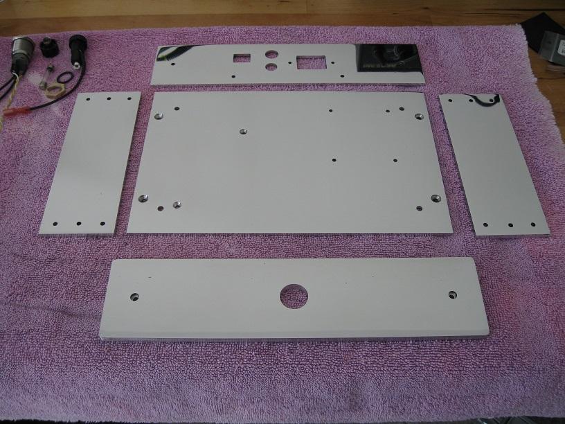 Custom built case for Raspberry Pi music streamer-case_pieces_ready-jpg
