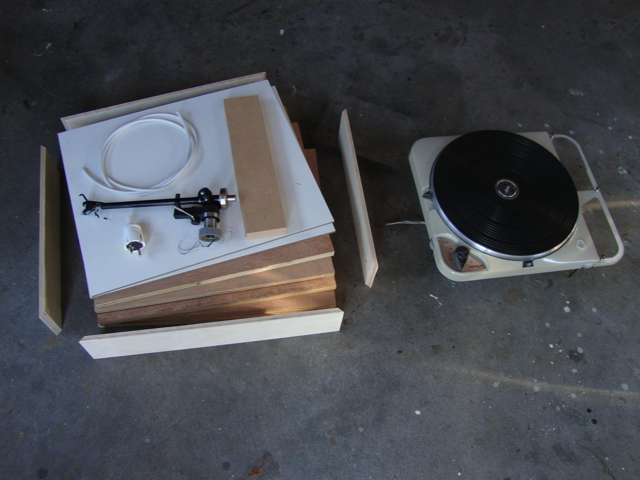 TD124 mk1 RB301 new plinth and service-dsc00862-jpg