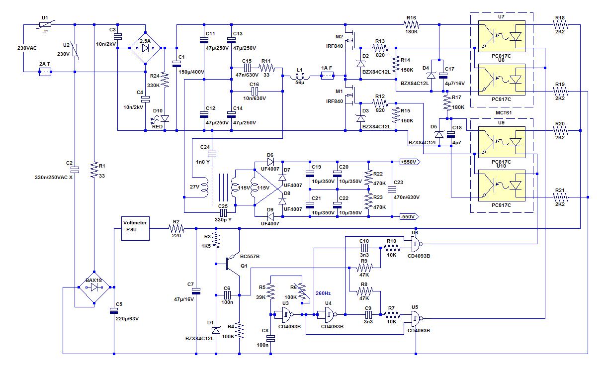 ELEKTR⚡A is a true High-Voltage lab supply, truly DIY-friendly-elektria6-png