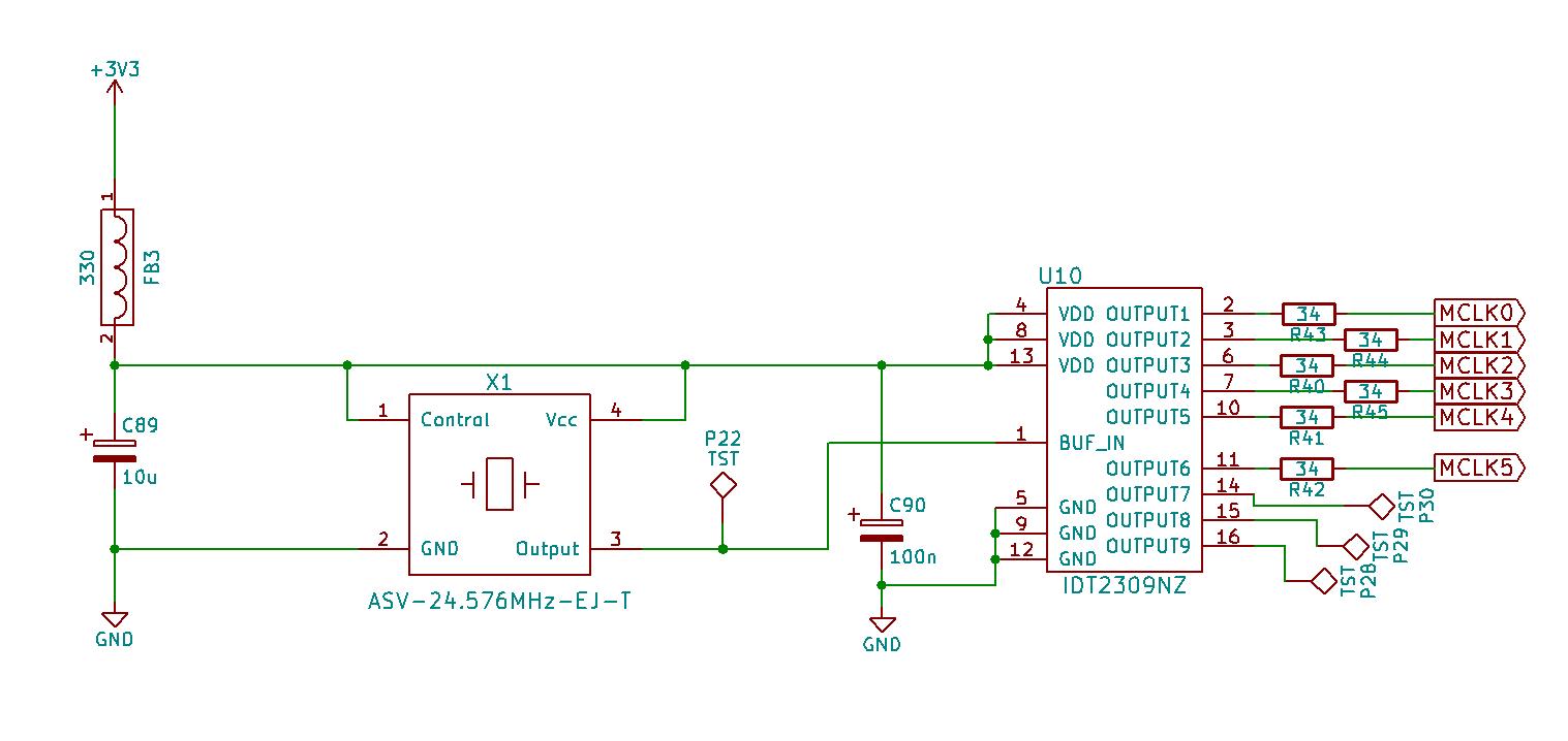 Clock Repeater IC, Jitter correction ic, clock distibution-freedsp-allinone-clock-png