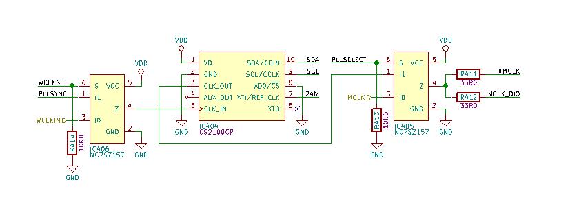 Clock Repeater IC, Jitter correction ic, clock distibution-freedsp-aurora-clock-png