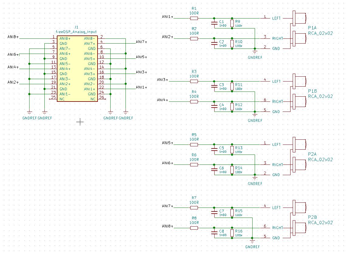 freeDSP-aurora - DSP with 8 I/Os, USB Audio, S/P-DIF, ADAT, Bluetooth and Wifi contro-freedsp_aurora_io_rcax8_schematic-png