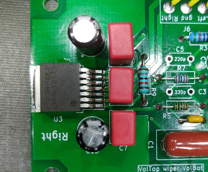 Low cost, high performance headphone amp using OPA1656 and LMH6321-headphone-amp-2-jpg