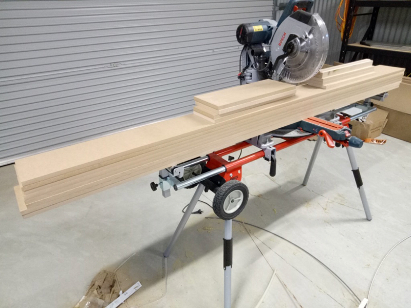 Full Range TC9 Line Array CNC Cabinet-img20191006173830-jpg