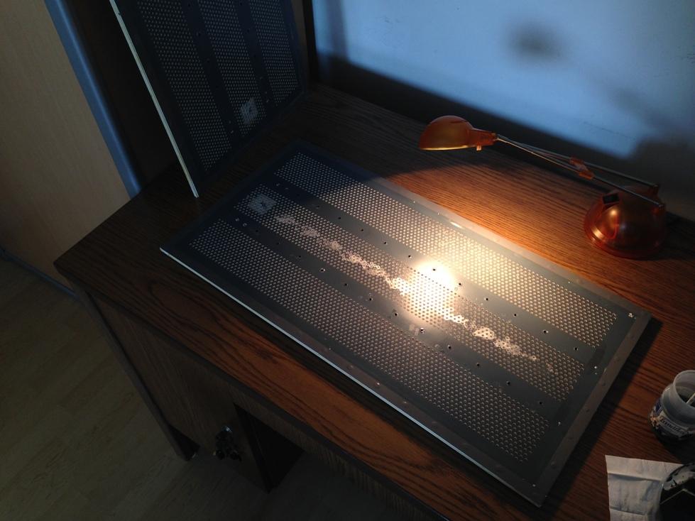 """QUAD ESL 57 A little work on the loudspeaker  """"B""""-img_5847-jpg"""