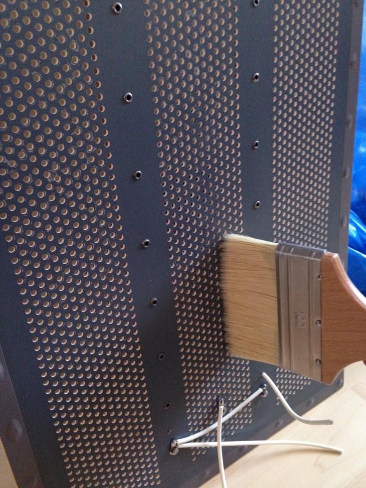 """QUAD ESL 57 A little work on the loudspeaker  """"B""""-img_5860-jpg"""