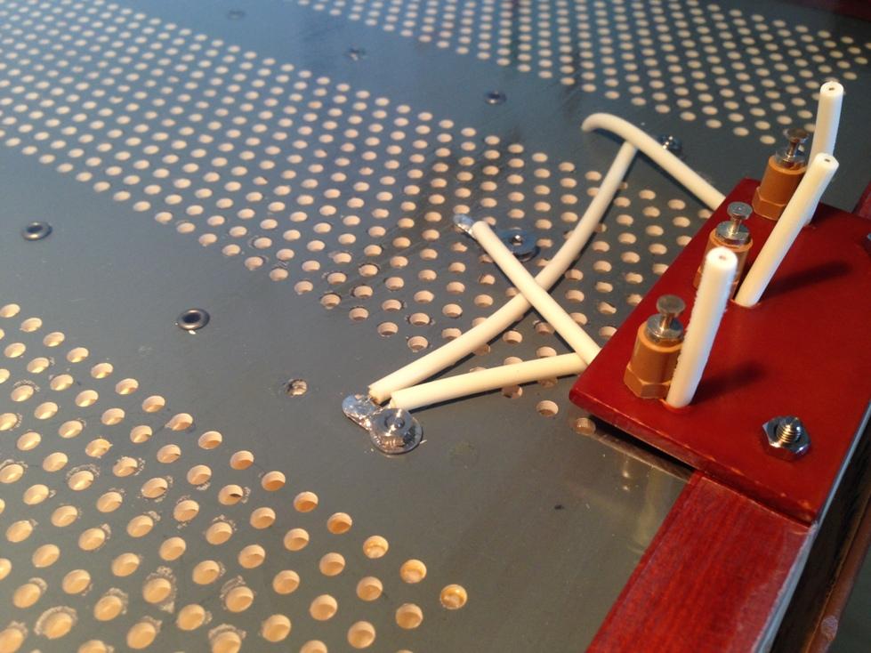 """QUAD ESL 57 A little work on the loudspeaker  """"B""""-img_5867-jpg"""