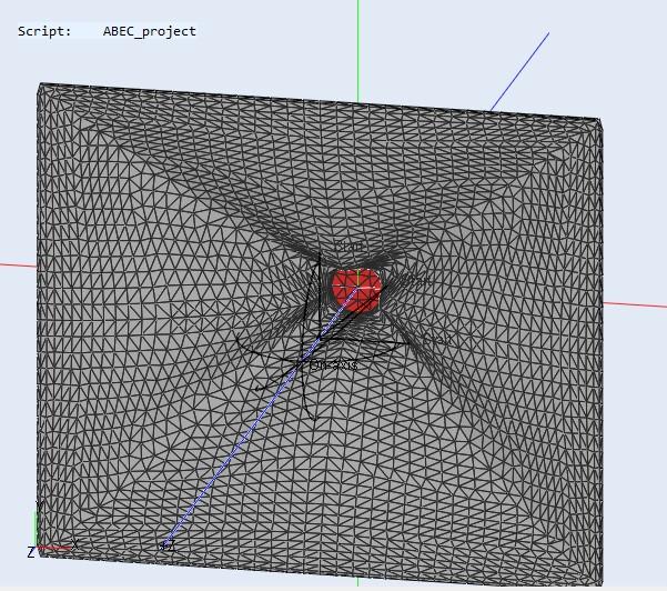 2 way waveguide speaker build ABEC modelling-jbl-style-mesh-jpg