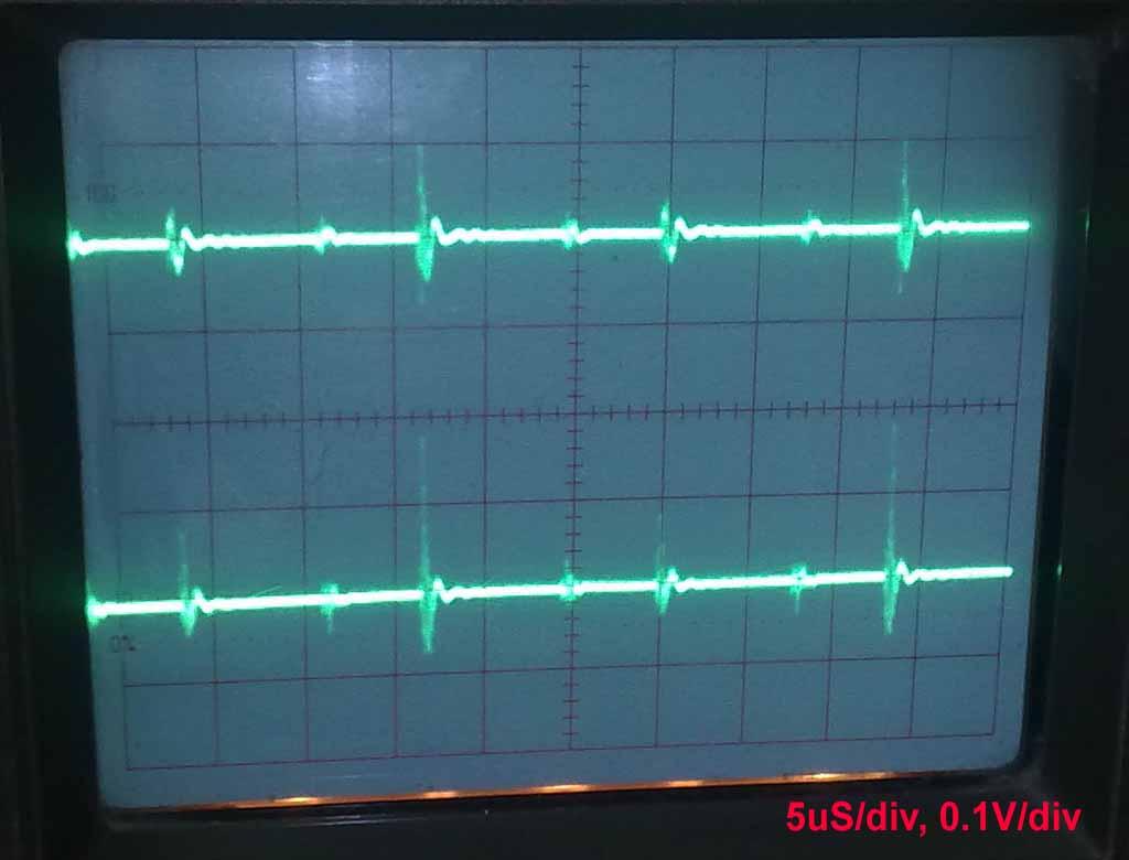 PPI PC2350 RF Noise or Self oscillation problem-osc1-jpg