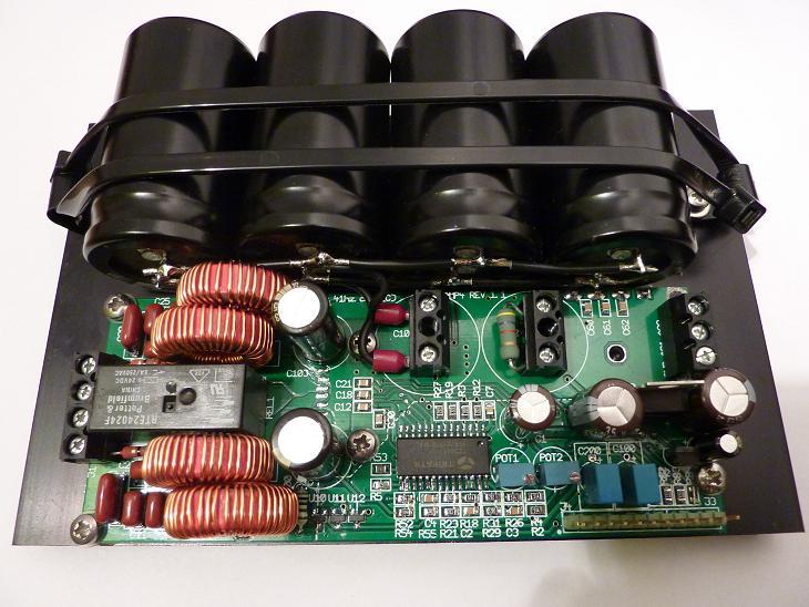 Sure Electronics New Tripath Board  tc2000+tp2050-p1040747k-jpg