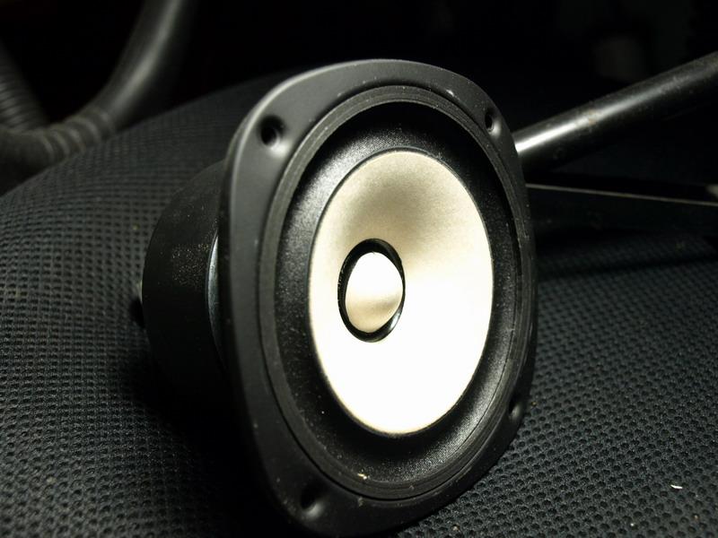 4 inch Mix paper Cone full range Driver from ebay.-p9224778_-jpg