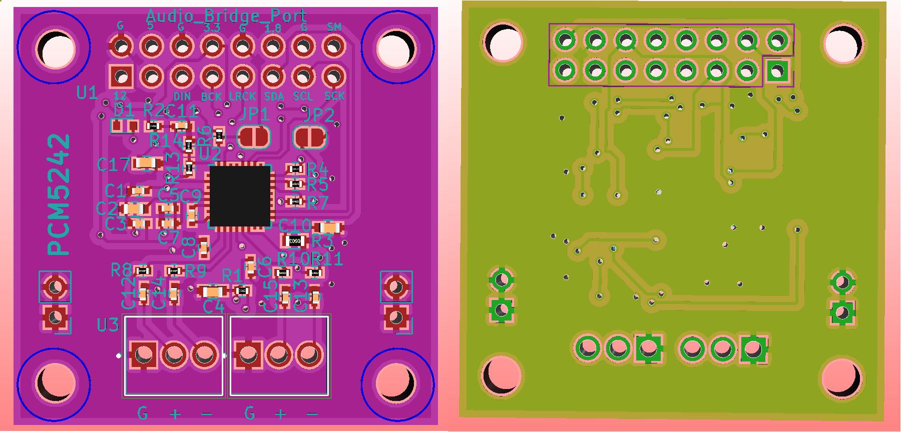 freeDSP main thread-pcm5242-pcb-layout-2-png