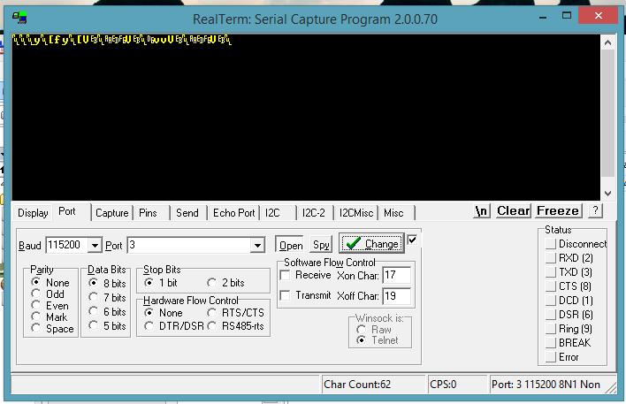 Reference DAC Module - Discrete R-2R Sign Magnitude 24 bit 384 Khz-screenshot-terminal-jibberish-2-png