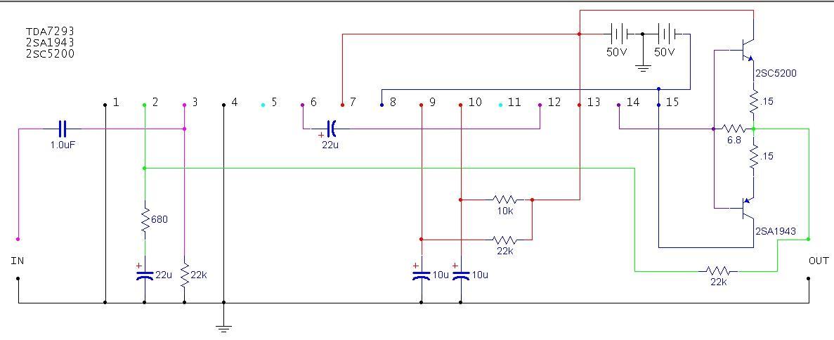 TDA7294 + Power Transistors AMP (TDA7293 to come also)-tda7293-npn_pnp-schematic-jpg