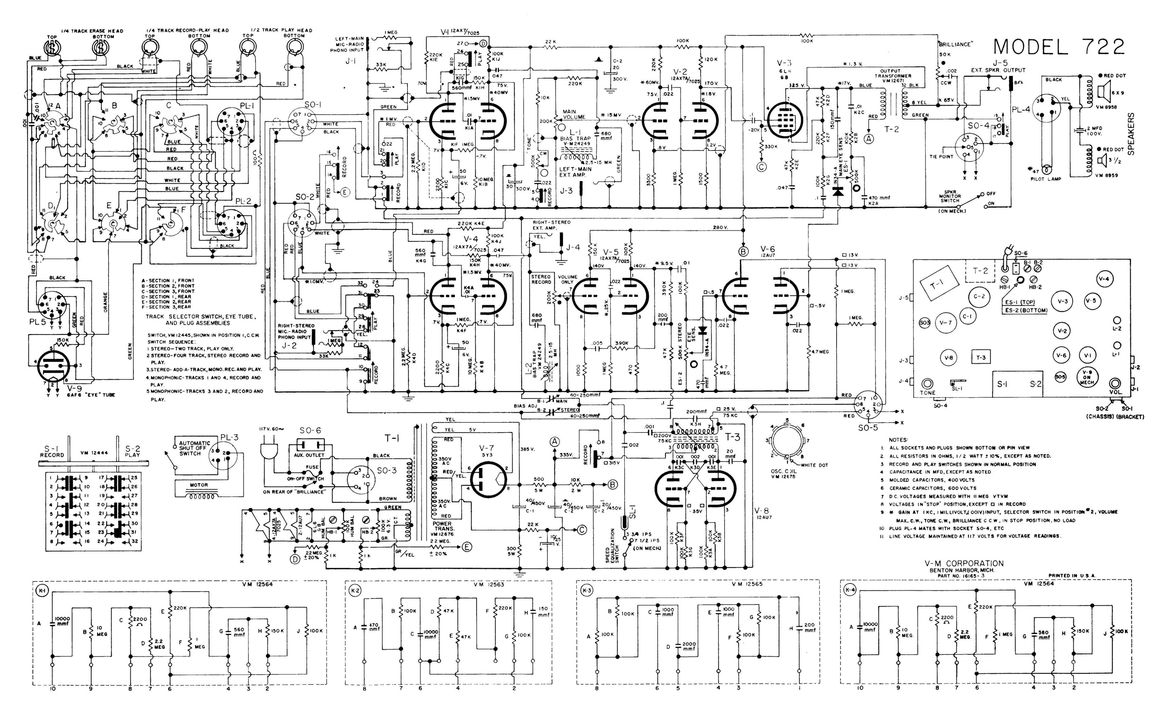 Voice of Music Reel-Reel schematic needed-voiceofmusic_722_schematic-jpg